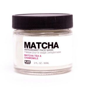 Other - PLANT Matcha Antioxidant Face Mask with Chamomile